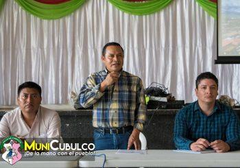 Reunión de COMUDE, Junio 2017
